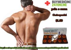 Let Your Muscular Pain Vanish With Pain-O-Soma
