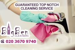 Find your home cleaner and fresh. Hire Big Ben Cleaners