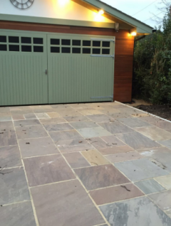 Smooth Natural Sandstone Paving  Royale Stones