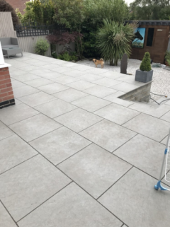 Buy Designer 20mm Porcelain Paving Slabs By Royale Ston
