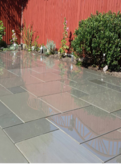 Explore Smooth Natural Sandstone Paving
