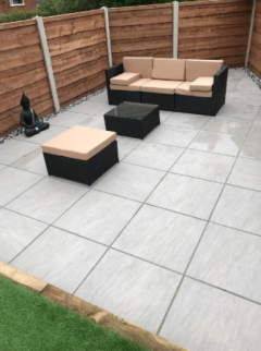 Porcelain Tiles Outside By Royale Stones