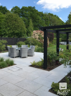 Black Granite Paving  Royale Stones