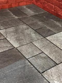 Natural Brazilian Black Slate Paving By Royale Stones