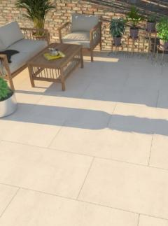 Frost Resistant Porcelain Tiles Outside By Royale Stone