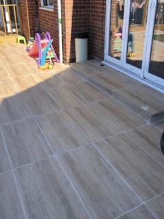 Vitrified Paving Options by Royale Stones