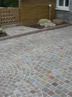 Driveway Setts & Cobbles  by Royale Stones