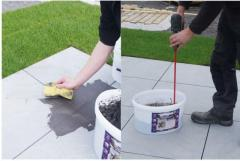 Outdoor Porcelain Paving Installation by Royale Stones