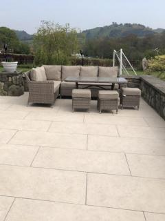 Bradstone outdoor Porcelain Paving  - Royale Stones