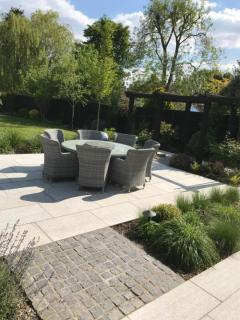 Granite Patio Slabs - Royale Stones