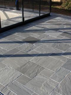 Grey Indian Sandstone - Royale Stones