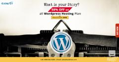 All Wordpress Hosting Plans at Half Price
