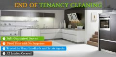 End Of Tenancy Cleaning in Walthamstow
