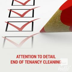 End Of Tenancy Cleaning in London