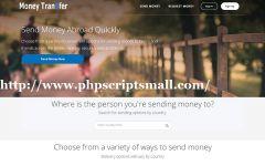 Money Transfer Script  -  Paypal Clone Script