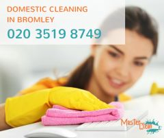 Domestic Cleaning In Bromley - Call Today