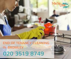 End Of Tenancy Cleaning Bromley - Free Quotes
