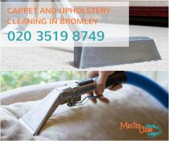 Carpet Cleaning Bromley - Book Now