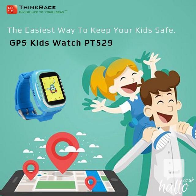 GPS Kids Watch PT529  keep your kids safe 3 Image