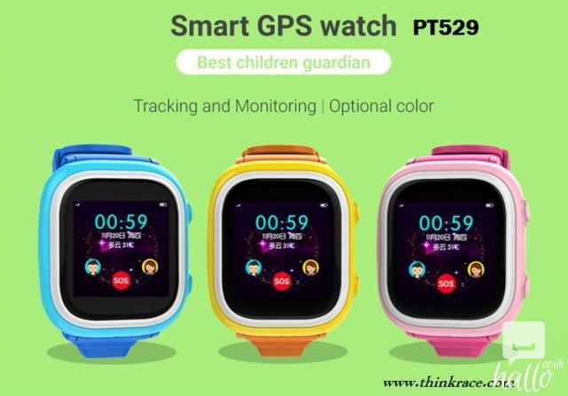 GPS Kids Watch PT529  keep your kids safe 4 Image