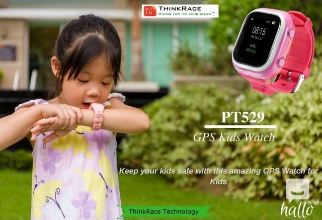 GPS Kids Watch PT529  keep your kids safe 5 Image