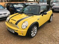 MINI HATCHBACK 1.6 Cooper S 3dr 2003