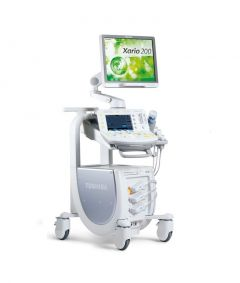 Ultrasound system Toshiba Xario 200