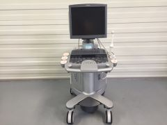 Ultrasound system Siemens Acuson S2000, 2015 YOM
