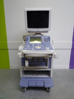 Ultrasound system Aloka ProSound Alpha 10, 2009 YOM