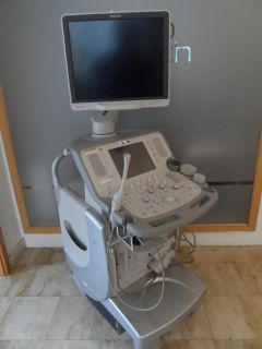 Ultrasound system Toshiba Aplio MX, 2012 year