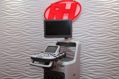 Ultrasound system Medison Accuvix A30, 2013 year