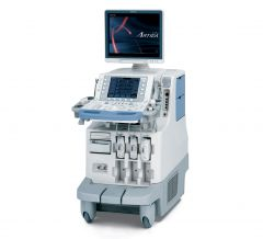 Ultrasound system Toshiba Artida, 2009 year