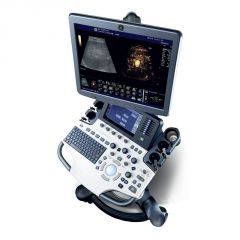 Ultrasound system GE Logiq S8, 2012 year, with probes