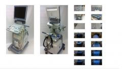 Ultrasound system GE Logiq P6