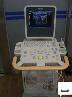 Ultrasound system Philips HD3