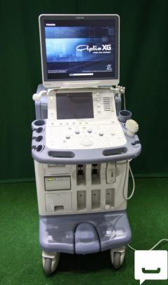 Ultrasound system Toshiba Aplio XG