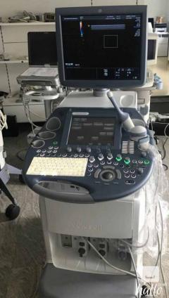 Ultrasound system GE Voluson E6