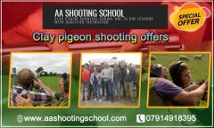 Grab Exclusive Clay Pigeon Shooting Offers in the UK