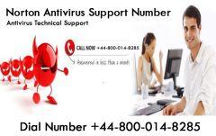 Norton support center 800-014-8285