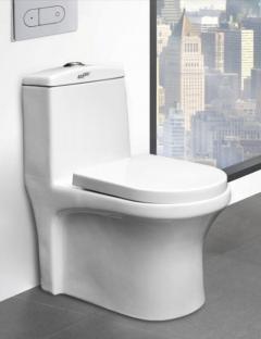 Ceramic One Piece Toilet Best Supplier - Ashirwa