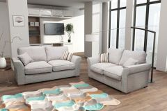 The Hugo 3  2  Seater Sofas Range Comfort and Styling
