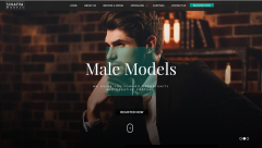 Become a Male Model in London