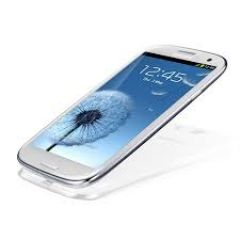 Samsung Galaxy S3 White Sim Free Unlock Smart Phone