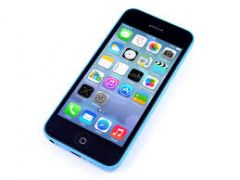 Apple iPhone 5c 16GB Blue SIM Free Unlock Smartphone