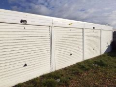 Lock Up Garages Available - Deans Road, Wolverhampton