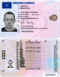Obtain European citizenship documents.