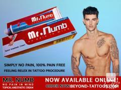 Tattoo artists recommends Mr.Numb