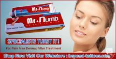 Specialists turst on  Mr.Numb For Dermal Filler