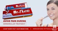Avoid Pain During Dermaroller Treatment