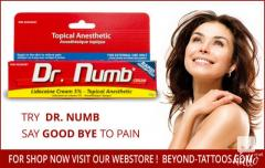 Try  Dr. Numb, Say Good Bye To Pain